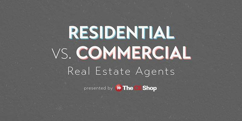 Residential Vs. Commercial Real Estate Agents